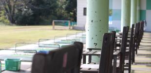 屋外練習場のイメージ